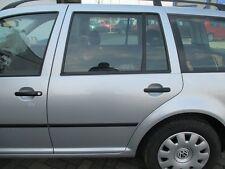 Tür hinten links VW Golf 4 / Bora VARIANT silber LA7W reflexsilber metallic