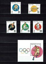 Briefmarken Olympische Spiele Jemen postfrisch