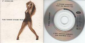 Tina Turner  CD-SINGLE  STEAMY WINDOWS  ( 3inch )