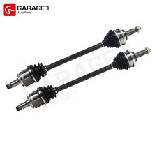 Rear Pair CV Axle Joint Assembly For Lexus RX330 Base Sport 3.3L V6 2004-2006