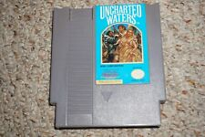 Uncharted Waters (Nintendo Entertainment System NES) Cart Only GREAT