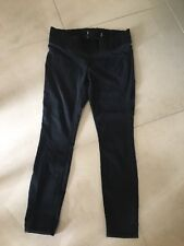 New Look Maternity Under Bump Jeans jegging Black size 12