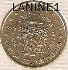 50 CENTIMES BU SEDE VACANTE 2005 TRES TRES RARE