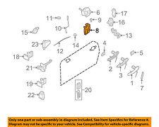 MINI OEM 07-15 Cooper Front Door-Lock Actuator Motor 51212752595