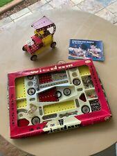 Bulk Rare & Vintage Meccano Set. Awesome set boxed + guide Mint Cond