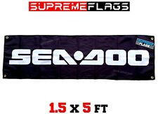 Sea Doo Flag Banner SeaDoo Water Craft Boat Bombardier Brp