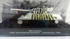 1/72 TAN011 M36 JACKSON 776TH TANK DESTROYER BATTALION LUXEMBOURG 1945