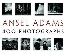 Ansel Adams 400 Photographs, Adams, Ansel, Used; Good Book