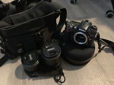 Nikon D D7000 16.2MP Digital SLR Camera - Black (w/ 18-105AF-S DX ED VR Lens)