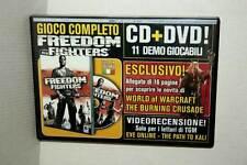 FREEDOM FIGHTERS GIOCO USATO PC DVD VERSIONE ITALIANA GD1 47573