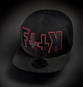 "HYRAW - Snap Back Cap ""F++K"" black (schwarz)"