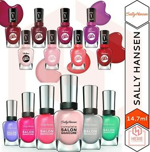 Sally Hansen - Nail Polish 14.7ml - Miracle Gel | Salon Manicure | Color Therapy