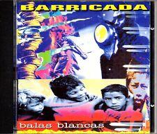 Barricada – Balas Blancas CD Album 1992