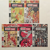 DC FOCUS LOT HARD TIME 1-5,7-12 SEASON 2 1-7 FRACTION 1-6 KINETIC 1-8 TOUCH 1-6