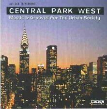 Central Park West (34 tracks, 1997) Oleta Adams, Sade, Viktor Lazlo, Ro.. [2 CD]