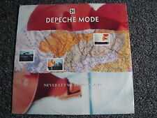 Depeche Mode-Never let me down again 7 PS-1987 USA-Sire Mute Records-POP