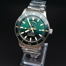 Orient Star Sports Diver 200m Green Dial RE-AU0307E00B Automatic