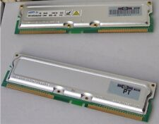 2GB 2x1GB 800MHZ RIMM RAMBUS RDRAM SAMSUNG 40ns MR18R326GAG0-CM8 2048MB EKM2-248