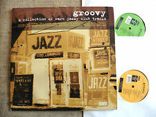 Groovy - A Collection Of A Rare Jazzy Club Tracks - -  2LP