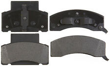 D558 FITS VEHICLES ON CHART BRAND NEW BRAXE FRONT BRAKE PADS XMD558