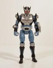 "RARE 2008 Blank Knight 4"" Bandai Action Figure Masked Kamen Rider Dragon Knight"