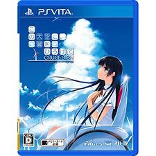 Used Kono Oozora Ni Tsubasa Wo Hiroge PS Vita SONY JAPANESE NEW JAPANZON
