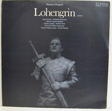 """WAGNER LOHENGRIN THOMAS CARLOS GARCIA FISCHER-DIESKAU RUDOLF KEMPE 12"""" LP (e549)"""