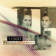 TENET - UNO+ONE-ITALIA NOSTRA  CD NEW+