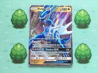 Pokemon - Dialga GX - 100/156 - SM Ultra Prism - Half Art