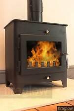 Saltfire ST1 DEFRA Approved Wood Burning Logburner Stove 5kW High Efficiency