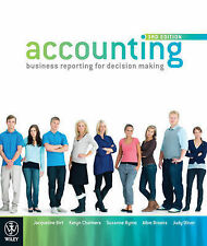 Accounting: Business Reporting for Decision Making 3nd Global Edition by Birt