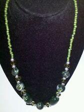 Cute Handmade Vintage Jewelry (Green)!!! Signature