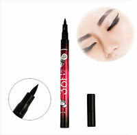Black Waterproof Eyeliner Liquid Eye Liner Pencil F4G Make Up Beauty Comestics