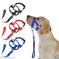 Gentle Halter Leash Gentle Leader Head Collar No Pull for Training Dogs Large XL