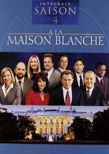 A la Maison Blanche : l'intégrale Saison 4 - Coffret 6 DVD NEUF sous cellophane