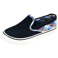 Boys Girls Kids Childrens Casual Slip On Summer Sports Running Trainers Shoes