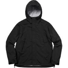 Supreme Taped Seam Jacket Medium Black Schwarz