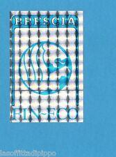 PANINI CALCIATORI 1985/86 -FIGURINA n.381- BRESCIA - SCUDETTO -Rec