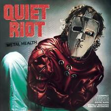 CD audio album QUIET RIOT - METAL HEALTH (Hard Rock 1983) 5099745008421