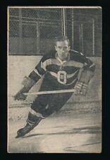 1952-53 St Lawrence Sales (QSHL) #68 BILL RICHARDSON (Ottawa) -Canadiens
