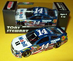 Tony Stewart 2014 Mobil Salutes 1 #14 Chevy SS Stewart Haas 1/64 NASCAR Diecast