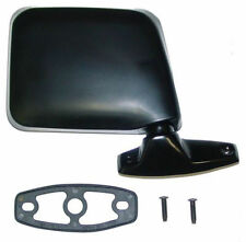 Fits Ford Manual Paddle Style Black side door Mirror - Passenger Side Right