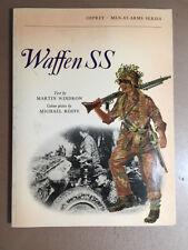 OSPREY MEN-AT-ARMS SERIES - WAFFEN SS