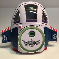 Disney Toy Story Buzz Lightyear TS500B CD AUX MP3 Player Boombox Stereo