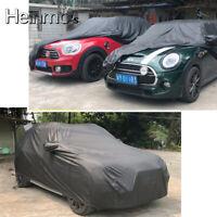 Full Car Cover Sunscreen Waterproof Rain Snow Dust for Mini Cooper R55 R56 F56