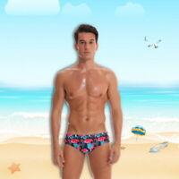 Men Soft Bikini Pants Swimwear Underwear Briefs Shorts Boxers Trunks Pants Beach