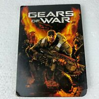 Gears of War Limited Collector's Edition Bonus Disc (Microsoft Xbox 360, 2006)