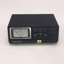 Radio Shack SWR  Power Meter Tester For CB & Ham Radio Antenna No. 21 - 524