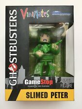 NEW SLIMED PETER Vinimates Ghostbusters Diamond Select Toys Gamestop Exclusive