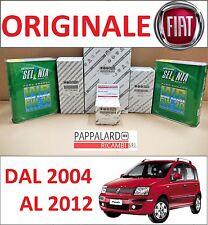 KIT TAGLIANDO FILTRI ORIGINALI + OLIO SELENIA FIAT PANDA 1.3 MULTIJET 55KW 75CV
